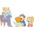 استمارات تقييم أداء معلمة رياض الأطفال